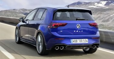 VW Golf 8R - Blog Motor24